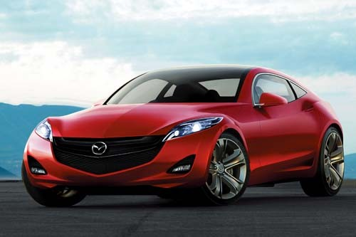 mazda rx     handling popular automotive