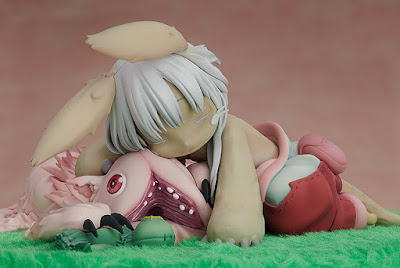 Nanachi e Mitty della FREEing da Made in Abyss