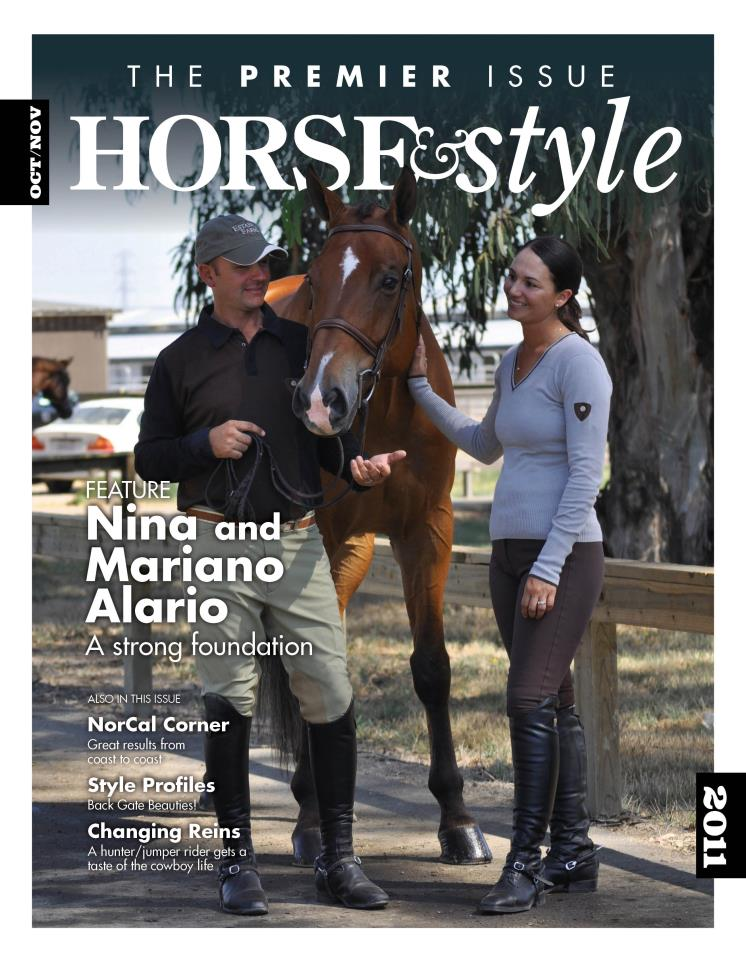 Horse Country Chic: Horse & Style Magazine