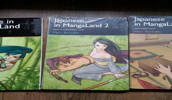 E-Book Japanese In Mangaland: Workbook 1