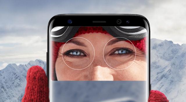 "Samsung Galaxy S8's ""Ultra-Secure"" iris recognition system can be tricked with a photo"