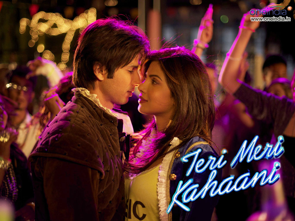 Teri Meri Kahaani 2012