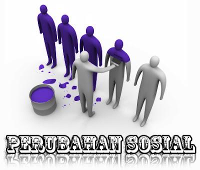 Kehidupan masyarakat dibelahan dunia akan selalu mengalami adanya perubahan Pengertian Perubahan Sosial, Ciri dan Faktor Penyebabnya (Terkompleks)