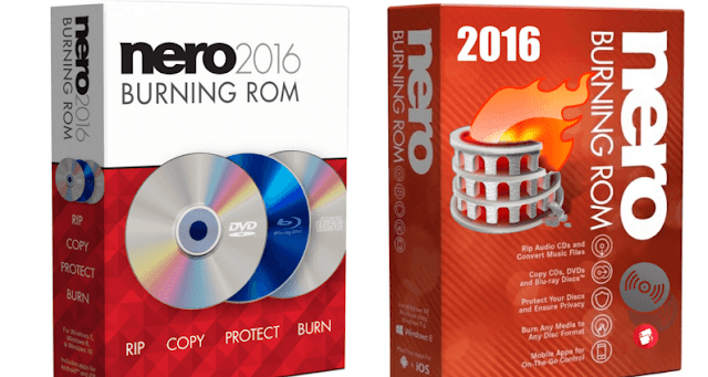تحميل برنامج Nero Burning ROM 2016  لنسخ وحرق الأسطوانات باخر اصدار بالتفعيل