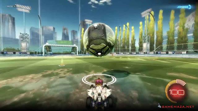 Rocket League Vulcan Gameplay Screenshot 1