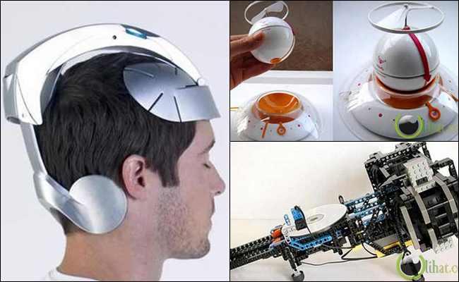 10 Gadget Perkantoran yang paling Unik di Dunia