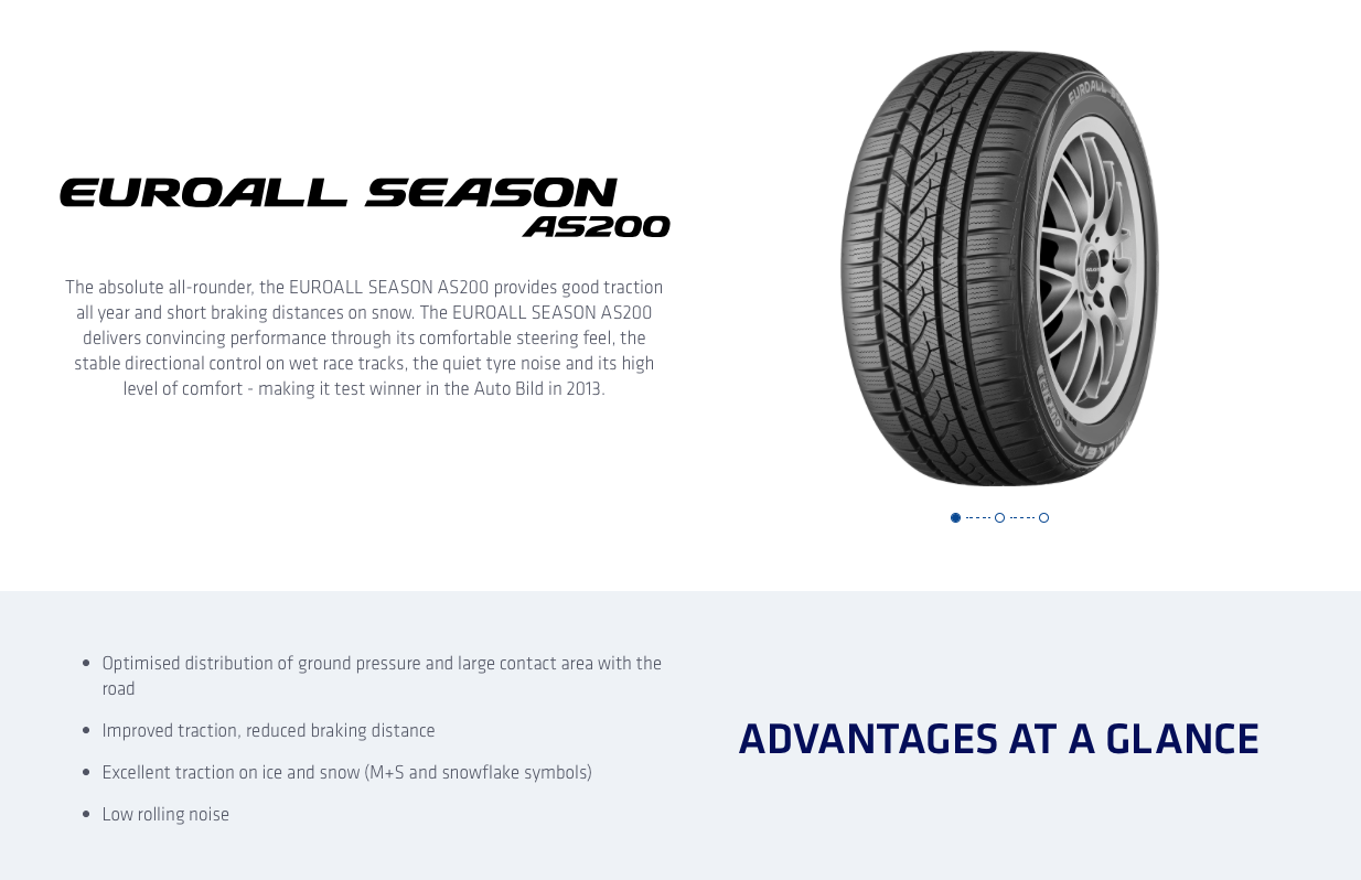 project car falken euroall season tyres tested. Black Bedroom Furniture Sets. Home Design Ideas