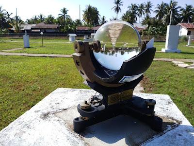 alat ukur lama penyinaran matahari - unsur cuaca dan iklim