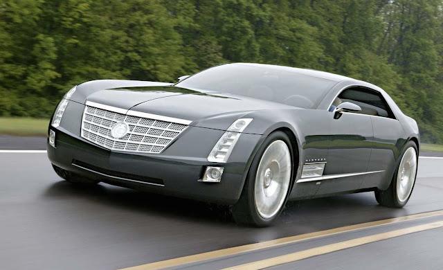 2003 Cadillac Sixteen Concept