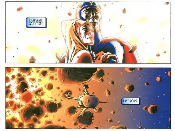 kematian superhero paling tragis dc comics