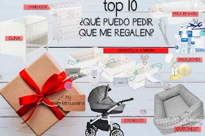 regalos para recién nacido ideas para madres primerizas mimuselina