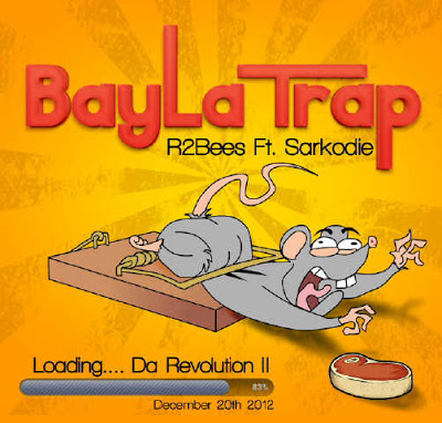R2Bees ft Sarkodie - BayLa Trap + MP3 Download | Kenny