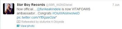 Funke Akindele Becomes Vitafoam Brand Ambassador