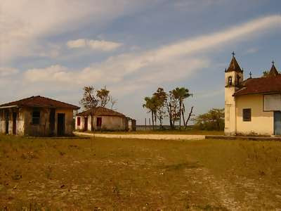 A vila de Ararapira