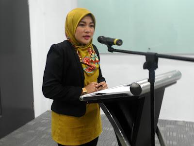 Kursus Pengacaraan Majlis by Azmi Shahrin at iKnowledge on 4-5 April 2016
