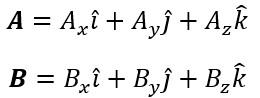 Konsep Perkalian Titik (Dot Product) Dari Dua Vektor Beserta Contoh Soal dan Pembahasan