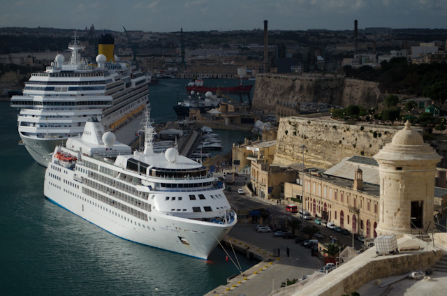 Valletta Named Best Terminal Operator