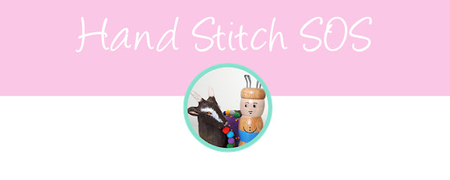 Header for hand stitch sos with bobbin and fred