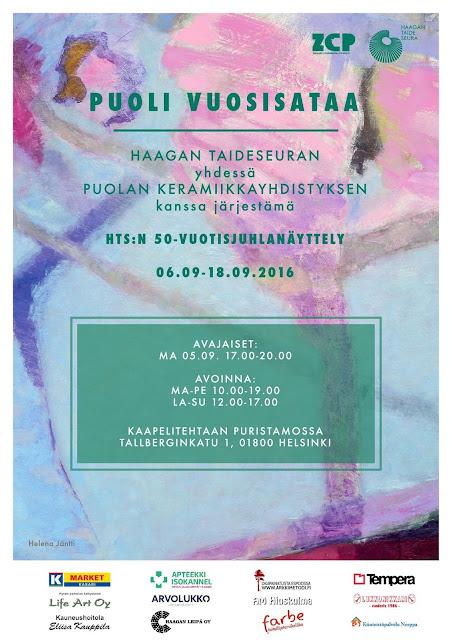 Haagan Taideseuran 50v. juhlanäyttely