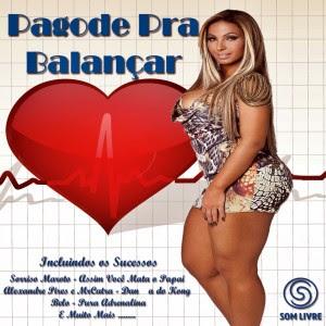 pagode Download   Pagode pra Balançar Vol. 01 (2012)