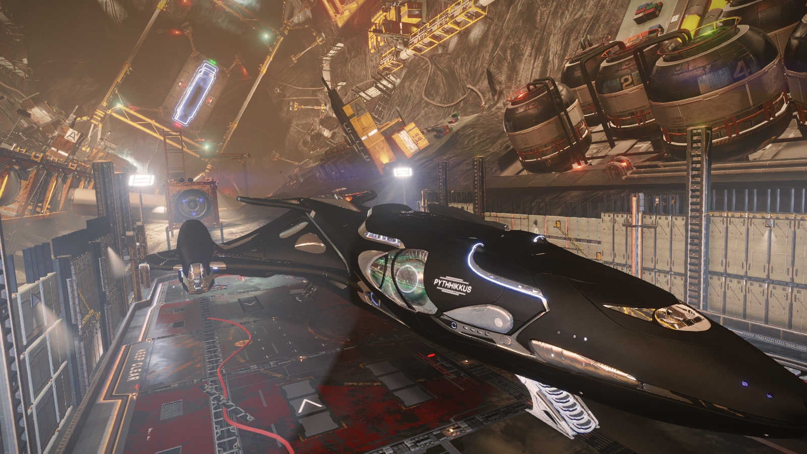 CometAl: Exploring Elite Dangerous Distant Worlds 2
