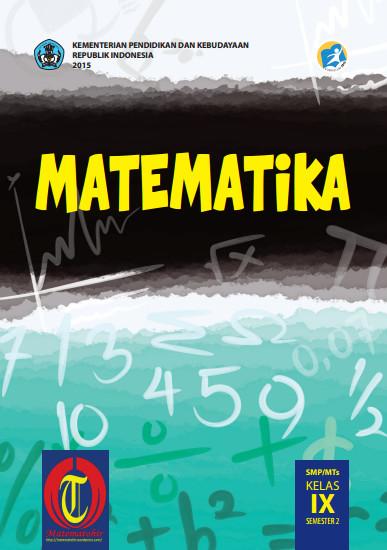Download Buku Guru Kurikulum 2013 SMP MTs Kelas 9 Mata Pelajaran Matematika Semester 2