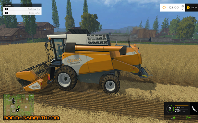 Farming Simulator 15 โหลด