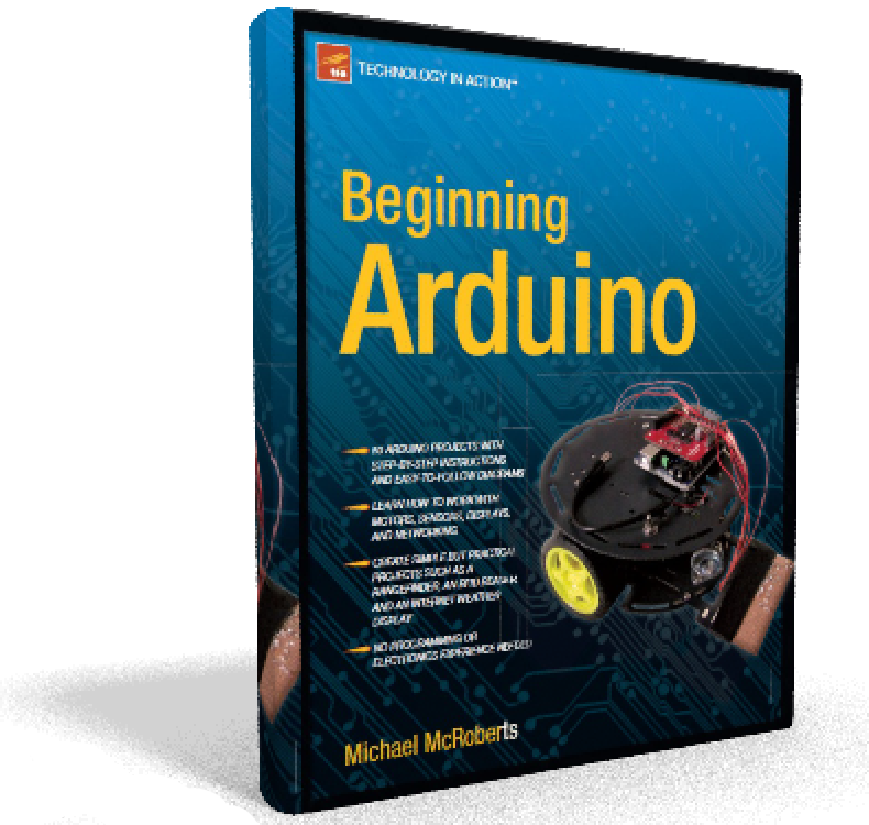 Libro arduino pdf beginning