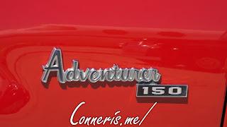 1979 Dodge D150 Lil Red Express Side Badge