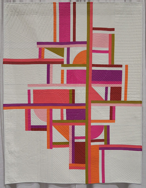 Quiltcon 2019 - Geometry Lesson by Jayne Willis