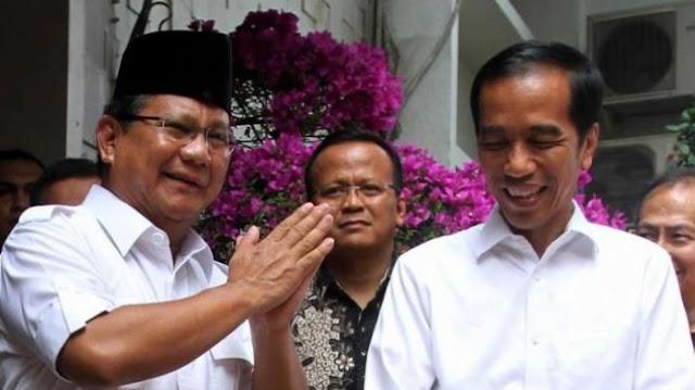 Begini Respons Jokowi Bakal Bertarung Ulang dengan Prabowo di Pilpres 2019