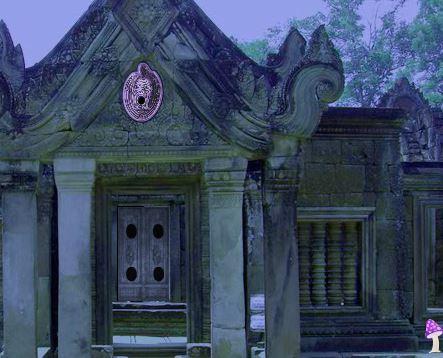 Games2Rule Abandoned Divine Place Escape