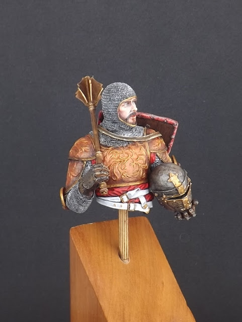 Italian Horseman - DG Miniatures 1/10 New_1_007