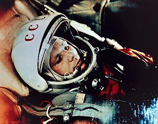 Yuri Gagarin, el primer ser humano en viajar al espacio