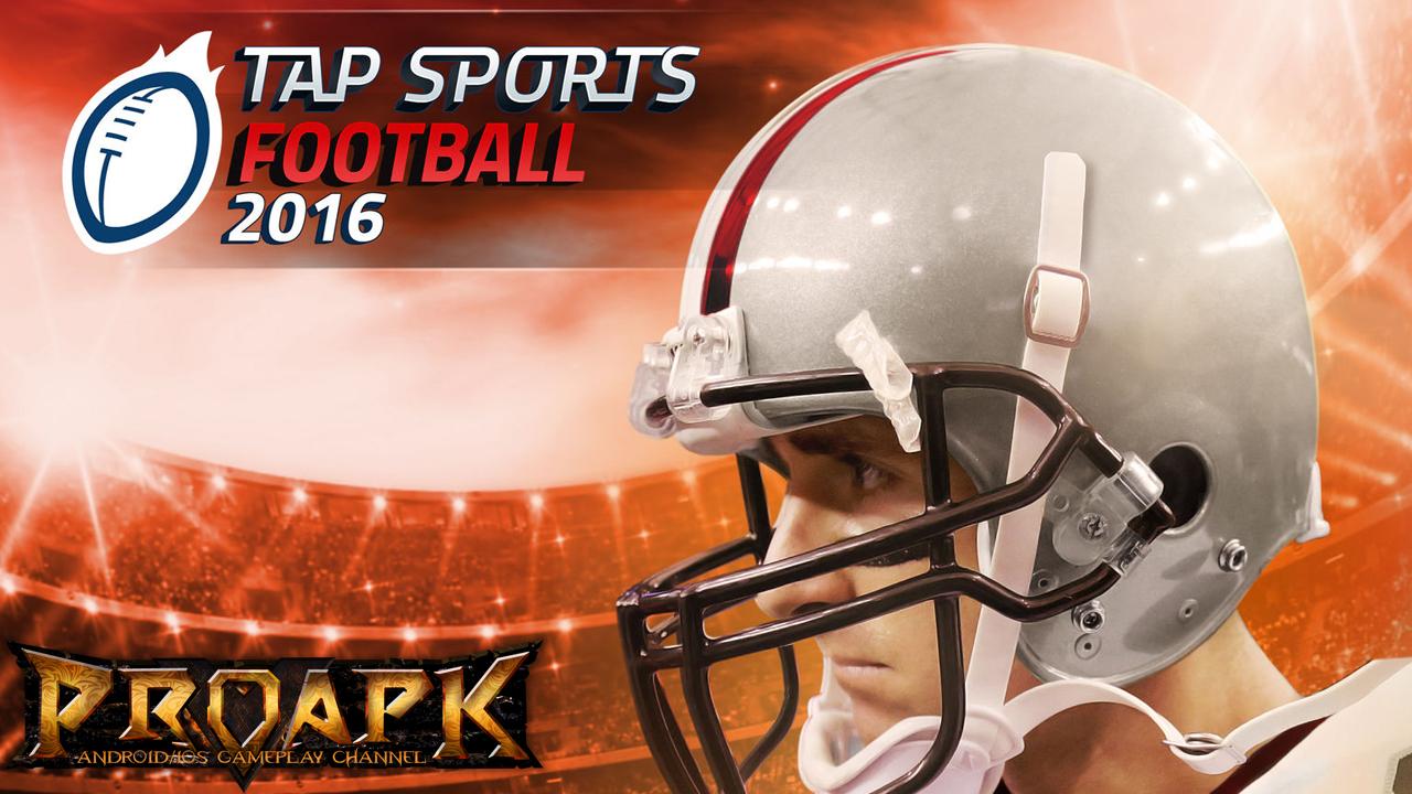 Tap Sports Football 2016