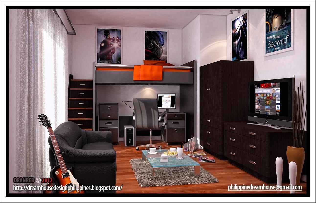 Boy S Room House Design