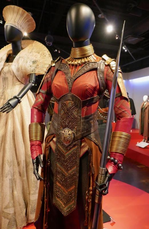 Okoye Dora Milaje costume Black Panther