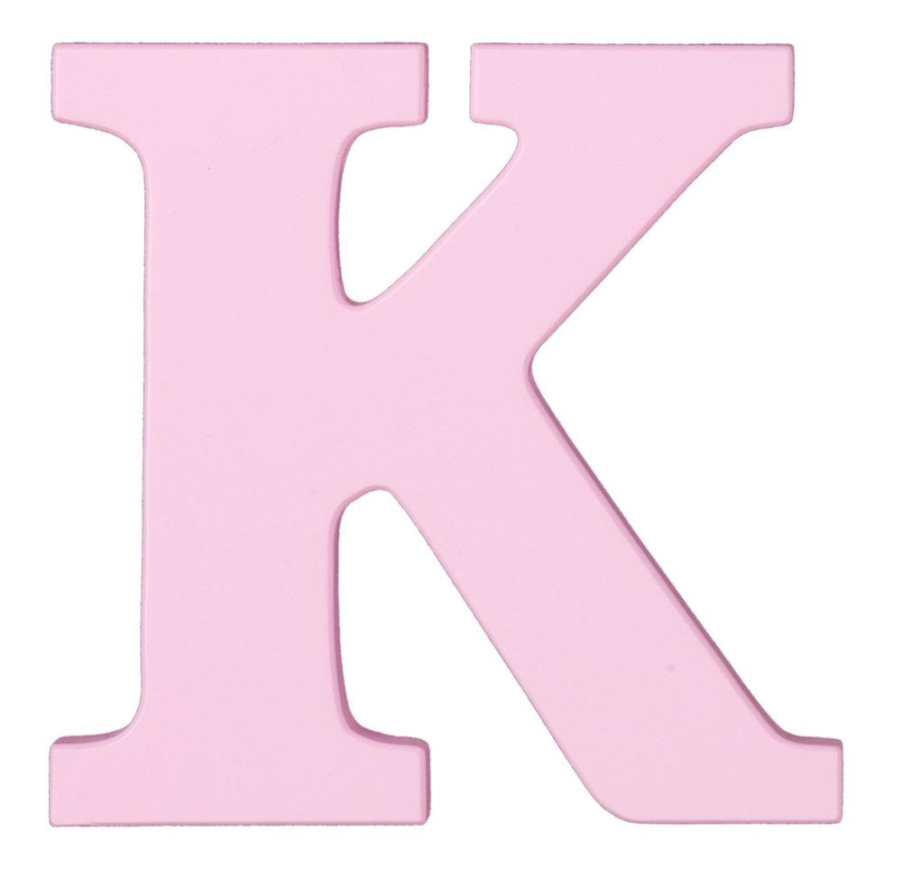 The gallery for --> Cute Letter K Pink