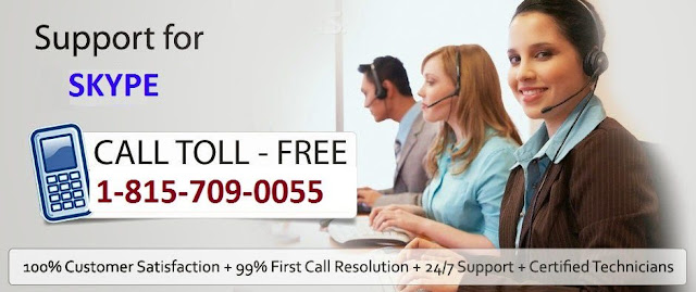 skype customer service number call 1-815-709-0055