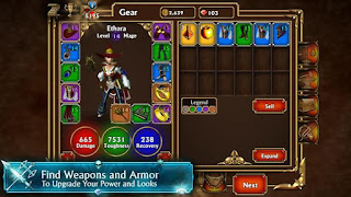 Eternium Mage and Minions Mod APK