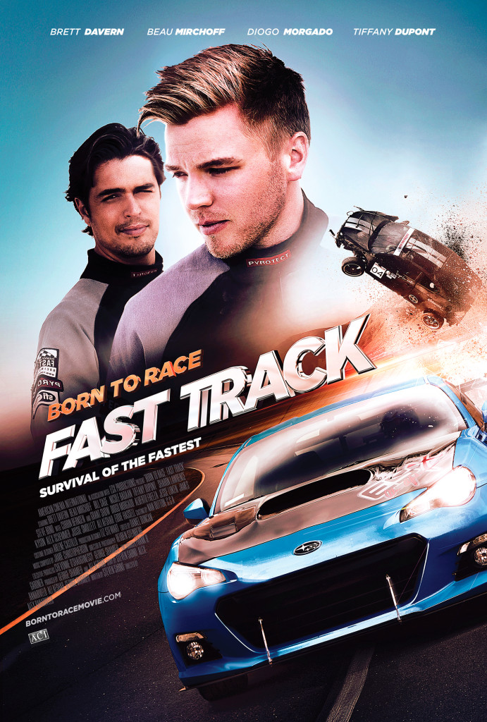 Born To Race Fast Track