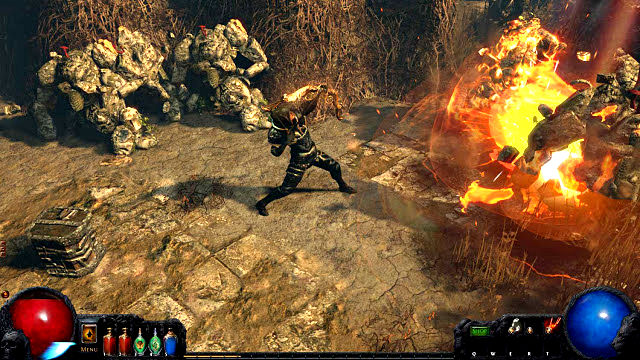 Path of Exile - Image du Jeu