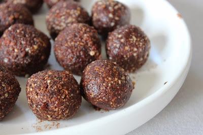 chocolate bliss ball recipe