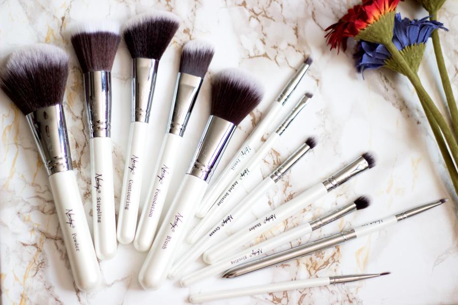 19a7bbd2bbc4 Nanshy Masterful Collection Brushes Review · Nanshy Makeup ...