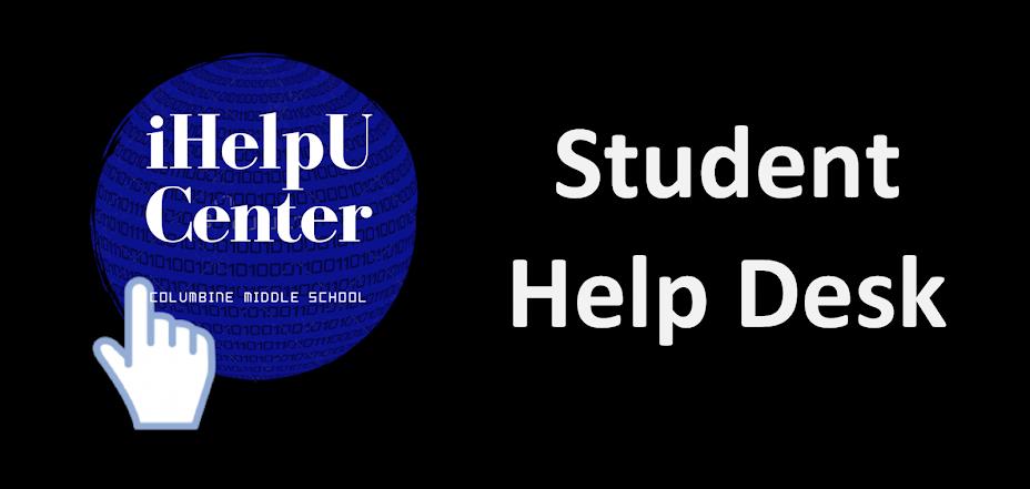 iHelpU Center Student Tech Blog
