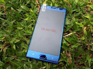 Android Murah Oukitel K3 New 4 Kamera 4G LTE RAM 4GB Fingerprint Baterai 6000mAh
