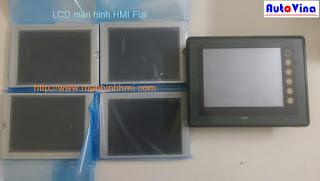 Sửa chữa, thay thế LCD màn hình HMI Fuji 5.7 inch, 8 inch, 10 inch, bán LCD màn hình HMI Fuji