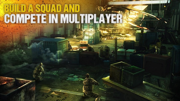 Modern Combat 5: Blackout Android Apk