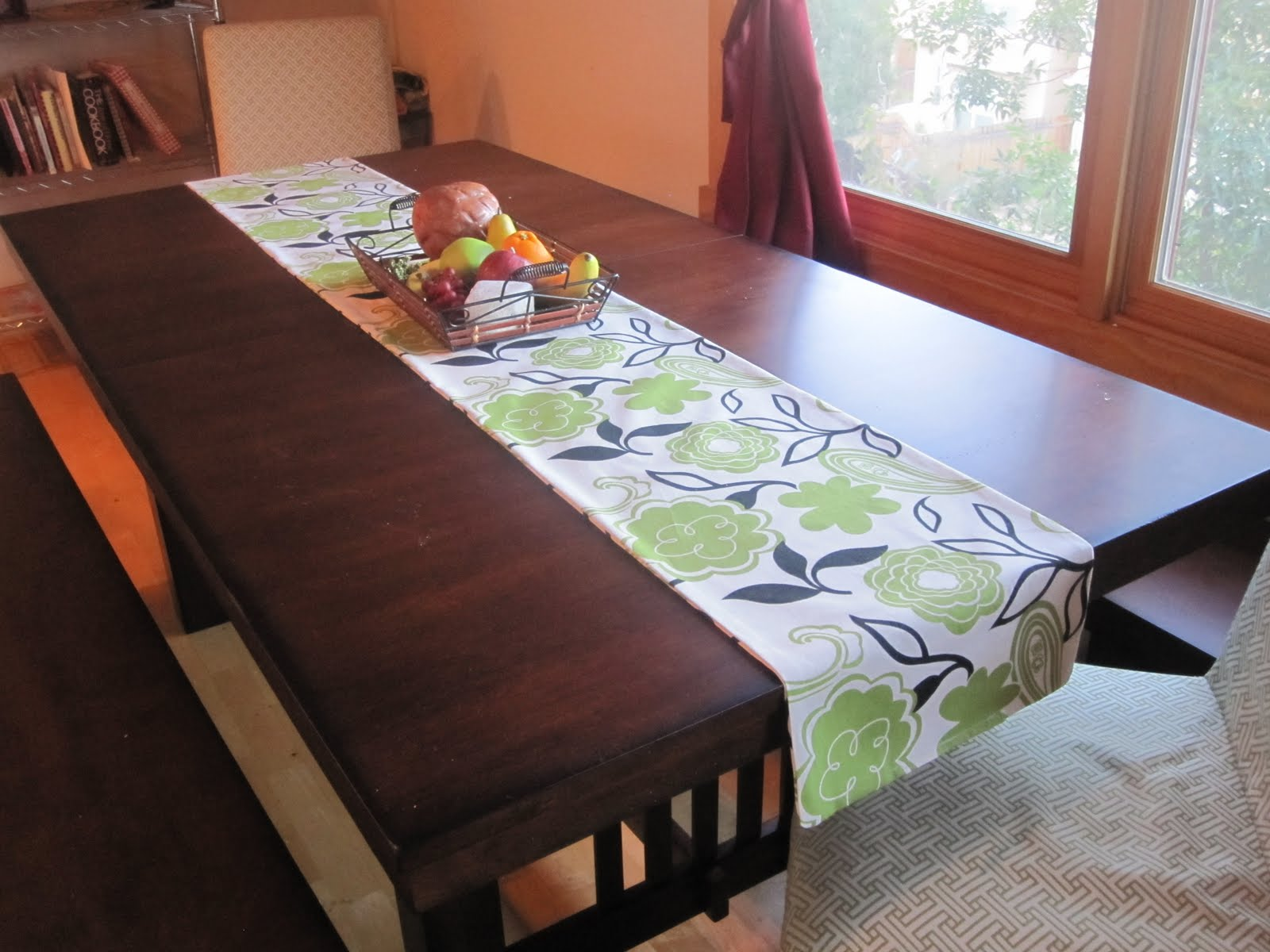 Neighbor Julia How To Make A Table Runner
