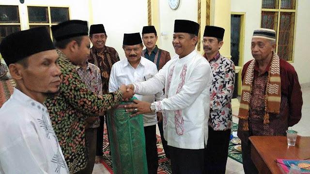 Ali Mukhni Berikan Bonus Khatam Alquran di Bulan Ramadhan
